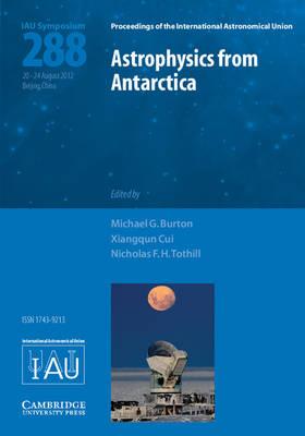 Astrophysics Antarctica IAU S288