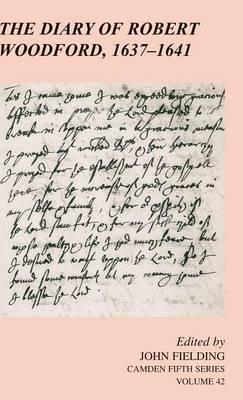 Diary of Robert Woodford, 1637-1641