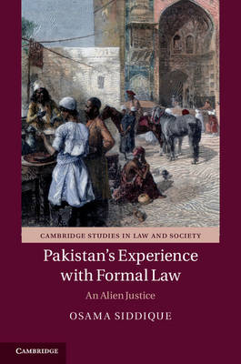 Pakistan's Experience Formal Law