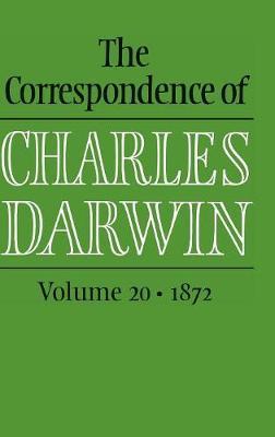 Correspondence Charles Darwin v20