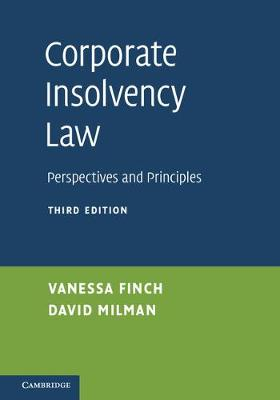 Corporate Insolvency Law 3ed