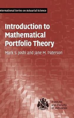Introduction to Mathematical Portfolio Theory