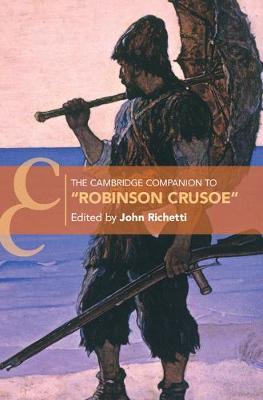 Camb Companion  'Robinson Crusoe'