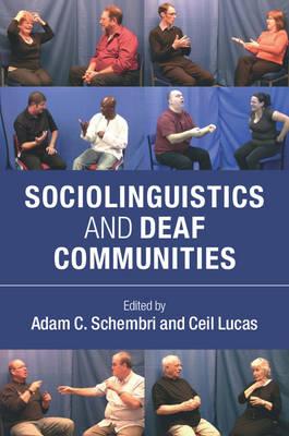 Sociolinguistics and Deaf Communities