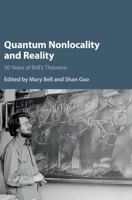 Quantum Nonlocality and Reality: 50 Years of Bell's Theorem