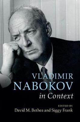 Vladimir Nabokov in Context