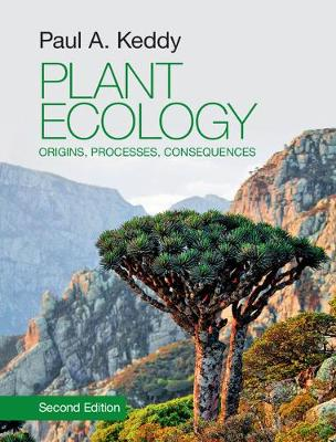 Plant Ecology: Origins, Processes, Consequences