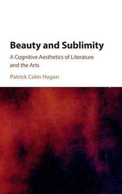 Beauty and Sublimity: A Cognitive Aesthetics of Literature and the Arts
