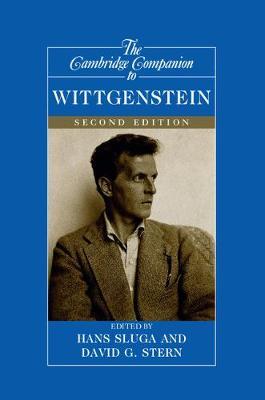 Camb Companion Wittgenstein 2ed