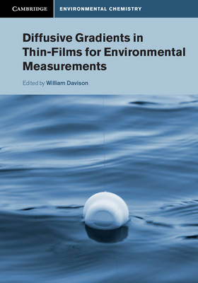 Diffusive Gradients in Thin-Films for Environmental Measurements