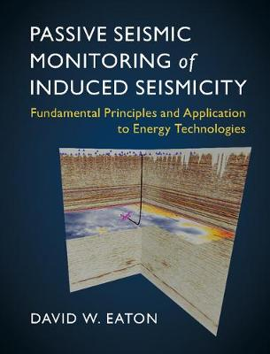 Passive Seismic Mntrng Ind Seismcty