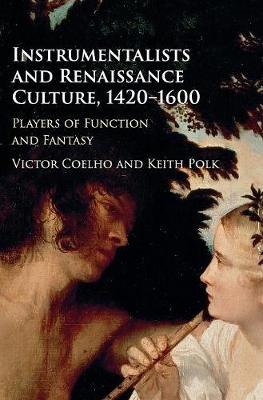 Instrumentalists and Renaissance Culture, 1420-1600: Players of Function and Fantasy