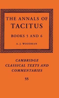 The Annals of Tacitus: Books 5-6
