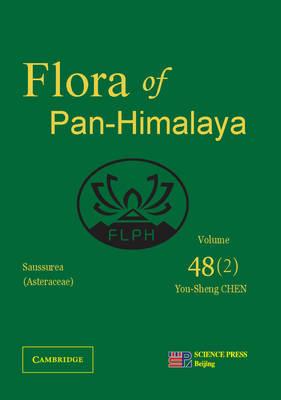 Asteraceae II (Saussurea), Part 2