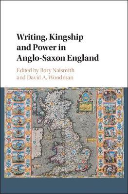 Writing Kingship Pwr Anglo-Sxn Engl