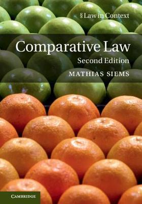 Comparative Law 2ed