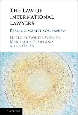 The Law of International Lawyers: Reading Martti Koskenniemi