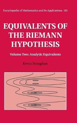 Equivalents Riemann Hypothesis V2