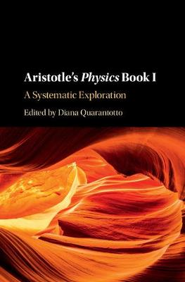 Aristotle's  Physics  Book I
