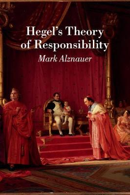 Hegel's Theory Responsibility