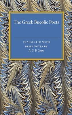 The Greek Bucolic Poets