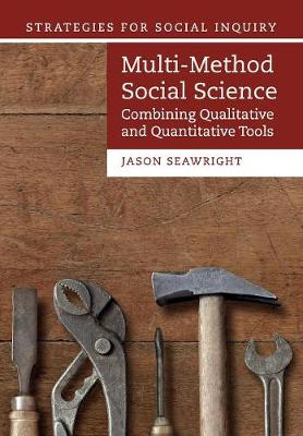 Multi-Method Social Science: Combining Qualitative and Quantitative Tools