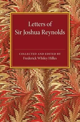 Letters of Sir Joshua Reynolds