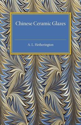 Chinese Ceramic Glazes
