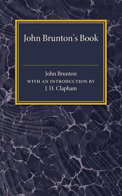 John Brunton's Book