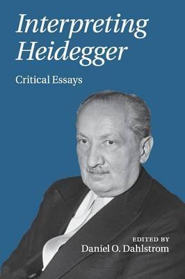Interpreting Heidegger: Critical Essays