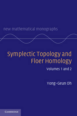 Symplectic Topology and Floer Homology 2 Volume Hardback Set