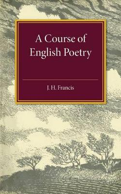 A Course of English Poetry