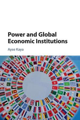 Power & Global Econo Institutions