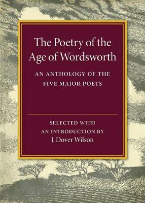 The Poetry of the Age of Wordsworth
