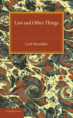 Law and Other Things