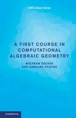 1st Course Computational Algeb Geom