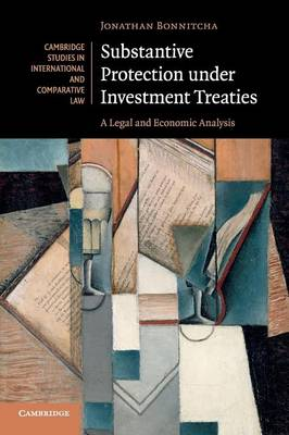 Substantive Protection under Investment Treaties: A Legal and Economic Analysis