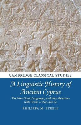 A Linguistic History Ancient Cyprus