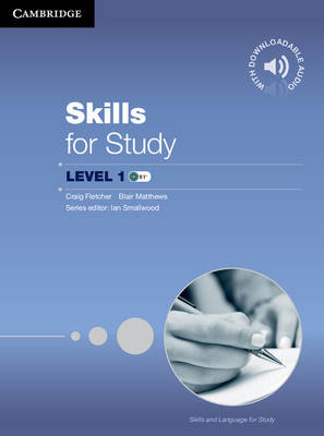 Skills for Study Student's Book with Downloadable Audio Student's Book with Downloadable Audio