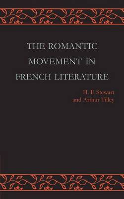 Romantic Movement French Literature