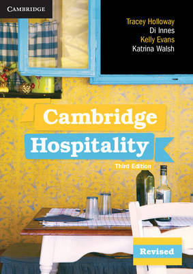 Cambridge Hospitality Third Edition