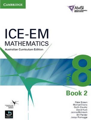 ICE-EM Mathematics Australian Curriculum Edition Year 8 Book 2