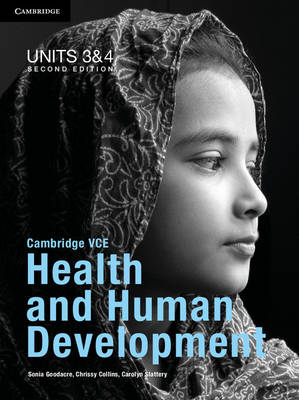 Cambridge VCE Health and Human Development Units 3 and 4 Pack