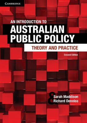 An Introduction to Australian Public Policy: Theory and Practice