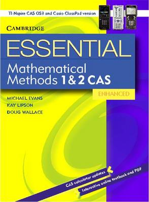 Essential Mathematical Methods CAS 1&2 Enhanced TIN/CP Version 652354