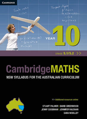 Cambridge Mathematics NSW Syllabus for the Australian Curriculum Year 10 5.1 and 5.2