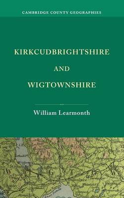 Kirkcudbrightshire and Wigtownshire
