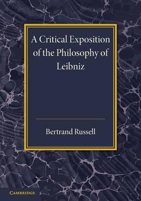 Crit Exposition Philosophy Leibniz