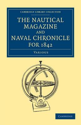 Nautical Magazine Naval Chron 1842