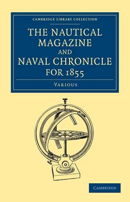Nautical Magazine Naval Chron 1855